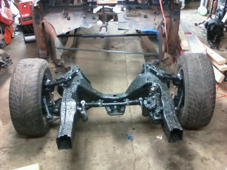 Aftermarket Ifs Vs S10 Chassis Hot Rod Forum