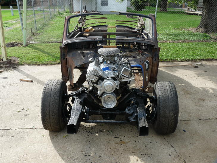 V8S10 ORG • View topic - Convertible V8 Beetle on S10