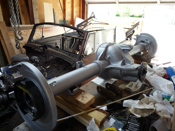 Aftermarket IFS vs S10 chassis? - Hot Rod Forum : Hotrodders