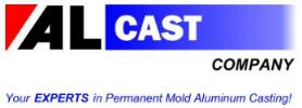 Alcast Company Permanate Mold Aluminum Foundry